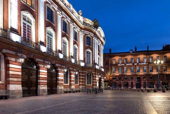 Grand Hôtel de l'Opéra, hôtels à Toulouse