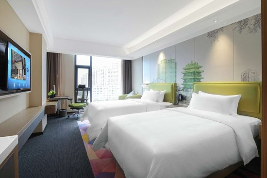 Binzhou, China: Guest room