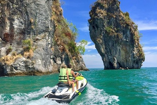 Jetski-Tour durch Phuket