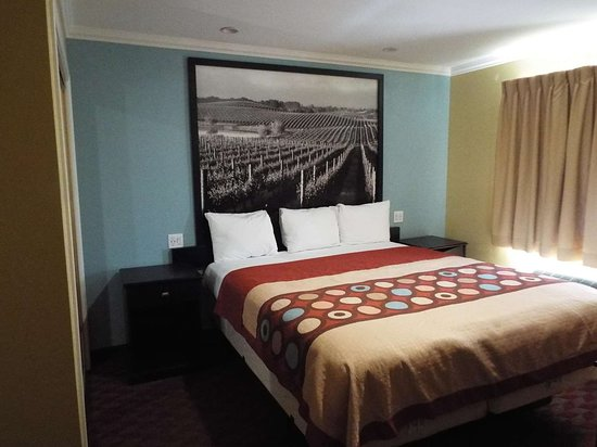 קינג סיטי, קליפורניה: King Guest Suite