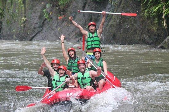 Wildwasser-Rafting-Abenteuer im...