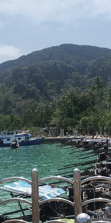 Ko Phi Phi Don, Tailândia: Breathtaking Scenece *****click by one of Our Valuable Guest