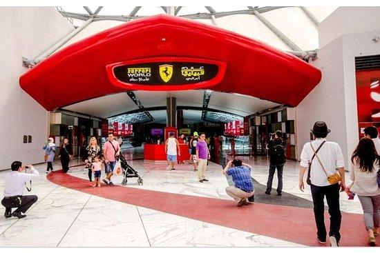Abu Dhabi City Tour with Ferrari World...