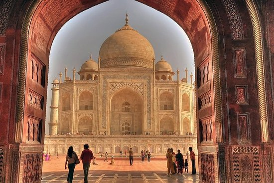 Full Day Taj Mahal og Agra Fort Tour...