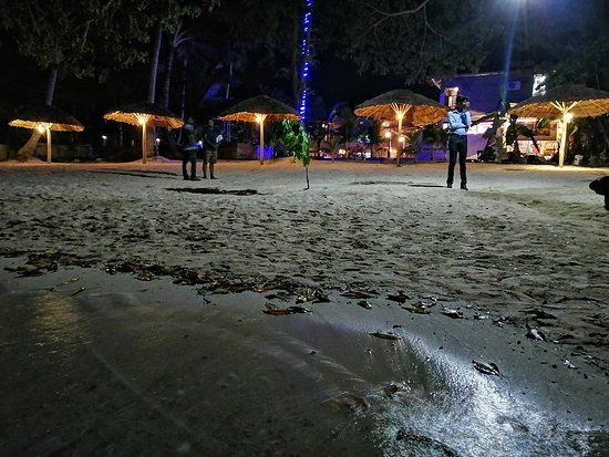 FLOWER BED DECORATION - Picture of Havelock Holiday Beach Resort, Andaman and Nicobar Islands - Tripadvisor