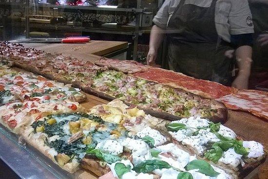 羅馬街美食之旅與本地嚮導