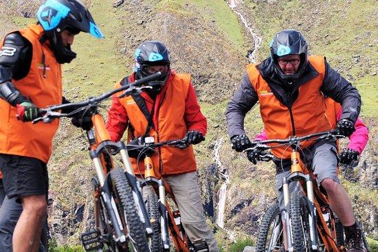 4天的马丘比丘,骑自行车,漂流,从库斯科拉链