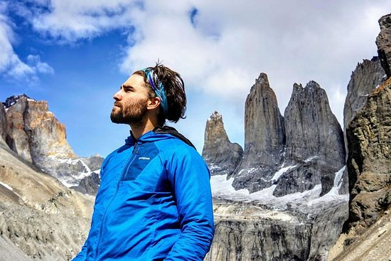 Base of Torres del Paine hike - 1 day