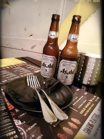 Asahi Beer (HH $38)