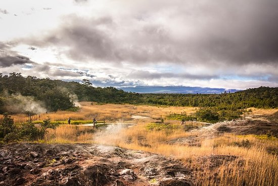 Ultimate National Park Explorer Fra Kona