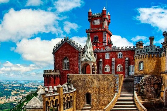 Views Of Sintra: Day Trip From Lisbon