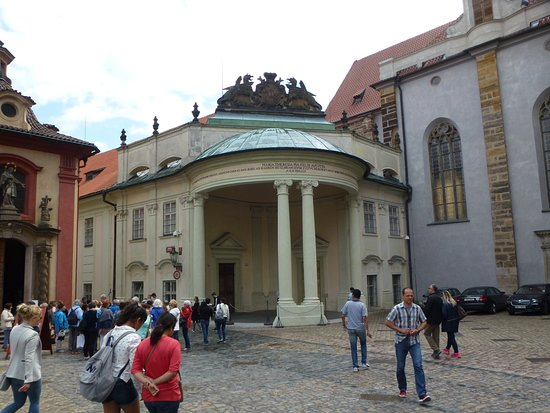 Empress Maria Theresa Entrance
