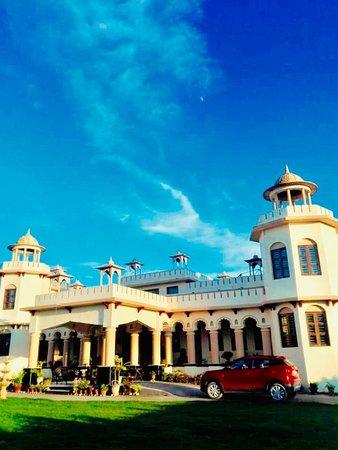 Panchkula District, India: Bhanu Mahal - A Heritage Homestay