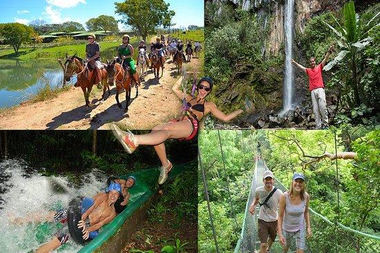 Visite privée du volcan Rincon de la...