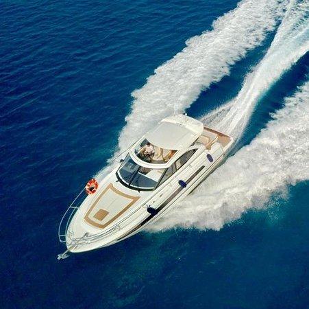 Cefalu Charter Boat Rivage