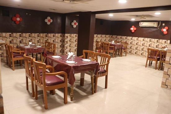 Korba, India: Restaurant