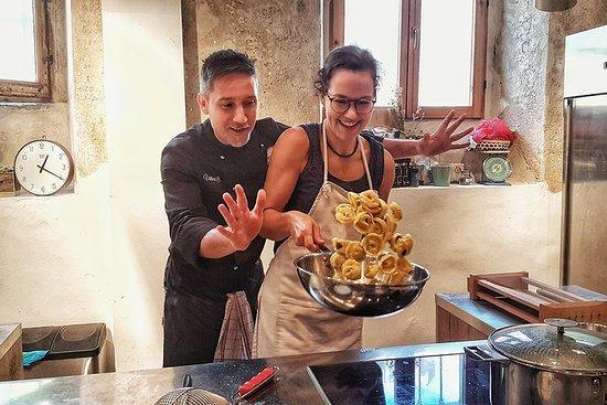 L'arte di fare la pasta italiana