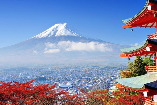 富士山の眺め:地元ガイドとの箱根日帰り観光