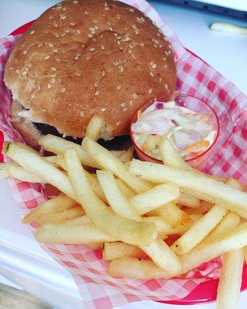 Our delicious burger