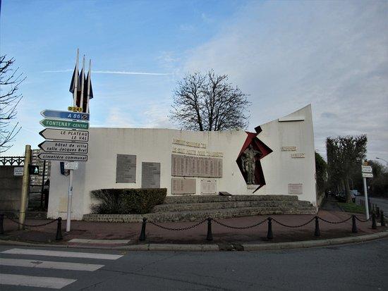 Monument aux resistants