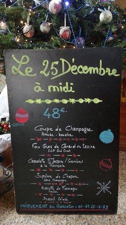 Roujan, Frankrijk: Pensez a réserver = 04 67 25 16 59