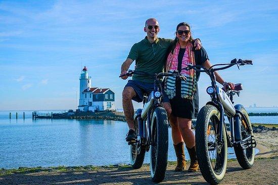 Circuit e-fatbike de Volendam et...