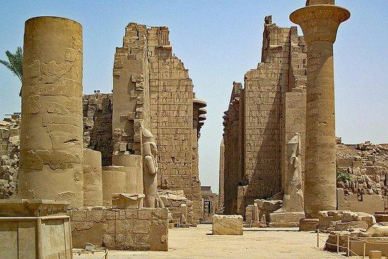 Luxor Day tur fra Hurghada