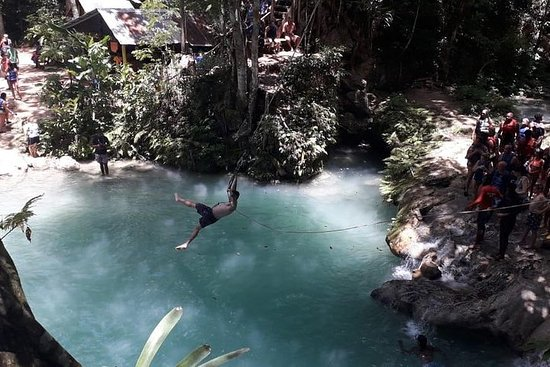 Ocho Rios River Tour - Blue Hole ...
