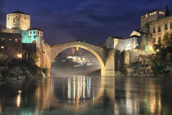 Excursão 2D1N Sarajevo rov Dubrovnik via Mostar e Herzegovina (viagem...