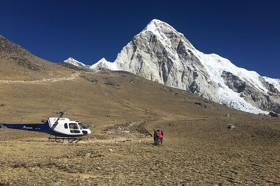 Private Everest Base Camp Helicopter...