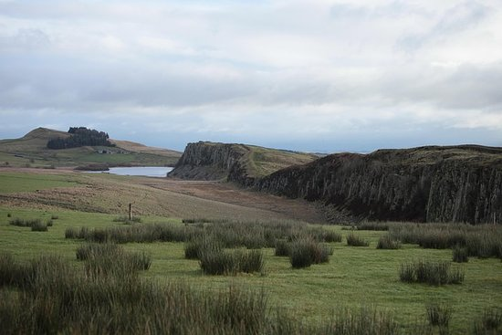 Hadrian's Wall Day Tour - Une...