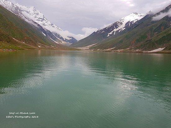 Balakot, Pakistán: Saiful Mulook Lake