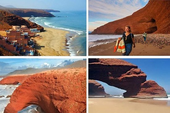 Agadir à Legzira Dream Beach ®
