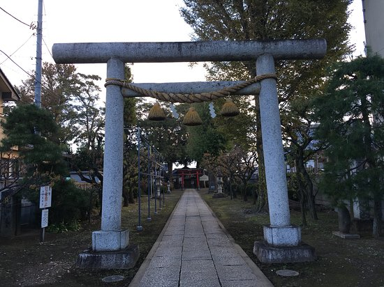 Motojukuten Shrine
