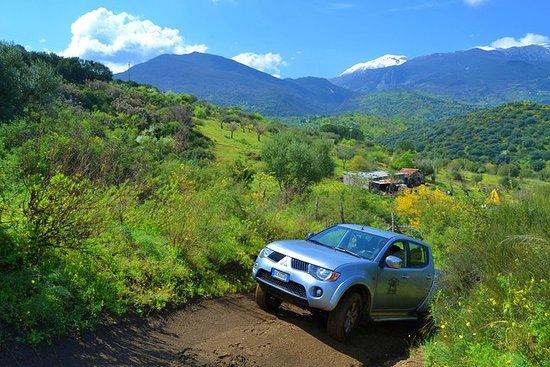 Excursión en jeeps alta Madonie y...