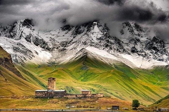 Voyage incroyable à Svaneti - 7 jours...