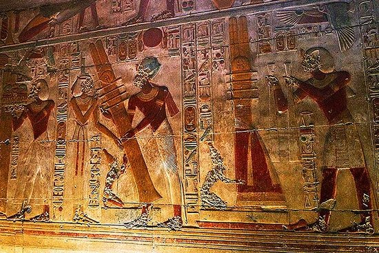 Фотография Dendera and Abydos Temples Tour from Luxor