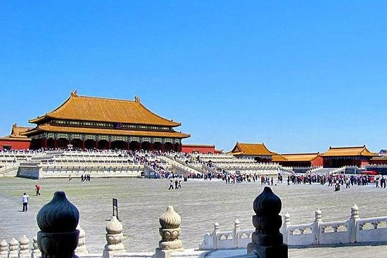 2-Day Private Beijing Forbidden City...