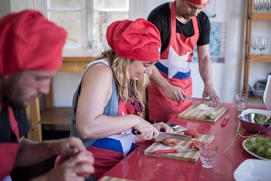 Chilean Cuisine Cooking Class with...