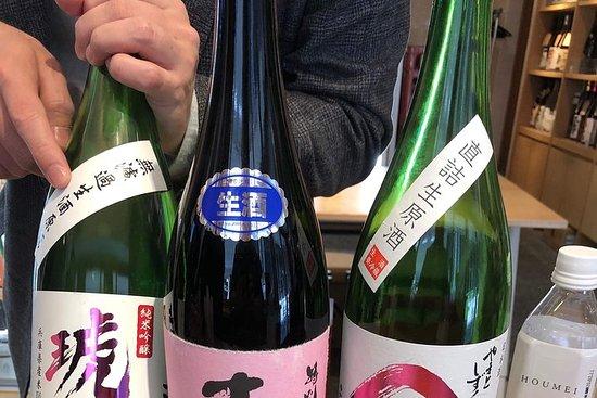 Dégustation de tous les types de saké avec séminaire
