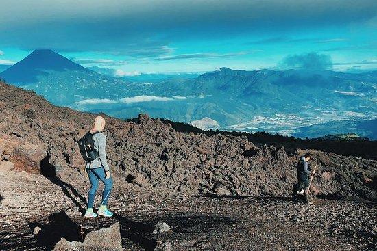 Pacaya Volcano Sunrise Tour