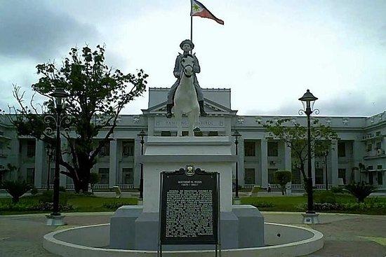 Visite du patrimoine culturel de Pampanga