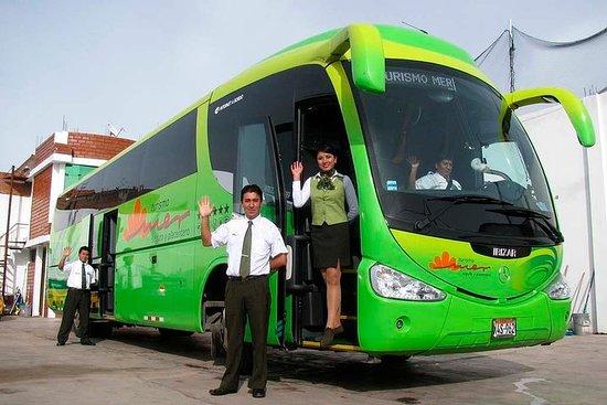 Visite guidée en bus de Cusco à Puno ou...