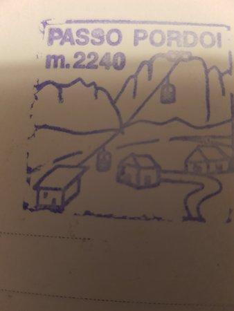 ''Timbro'' Pordoijoch 2239 mt