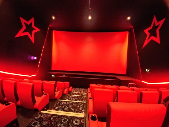 Cineworld Cinema Rushden Lakes