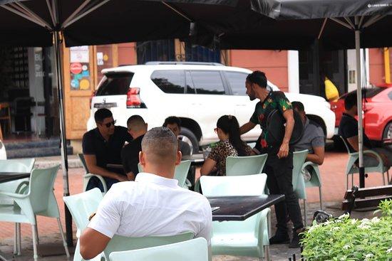 Terraza Picture Of Casa Blanca Panama City Tripadvisor