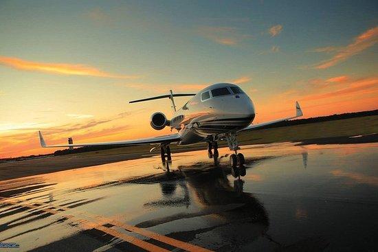 Transfert aller simple à l'aéroport international de Charleston Photo
