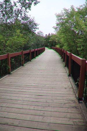 More of the bridge