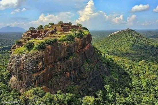 Day Trip To Sigiriya and Dambulla – fotografia