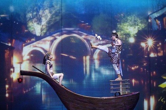 Circo Mundial de Xangai: Show de...